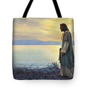 Walk With Me Tote Bag