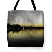 Walk With Stanley  Tote Bag