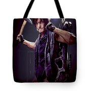 Walking Dead - Daryl Dixon Tote Bag