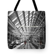 Walking In Nyc Tote Bag