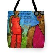 Walking In The Spirit Tote Bag