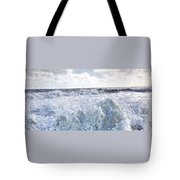 Walking On Water I Tote Bag by Kevyn Bashore