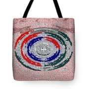 Walking The Streets Of Life Tote Bag