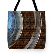 Wall 1 - Reunion Island - Indian Ocean Tote Bag