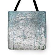 Wall Abstract 11 Tote Bag