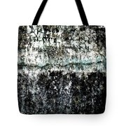 Wall Abstract 12  Tote Bag