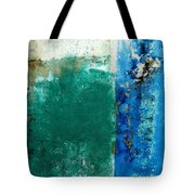 Wall Abstract 159 Tote Bag