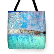 Wall Abstract 26 Tote Bag
