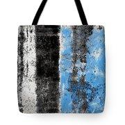 Wall Abstract 34 Tote Bag