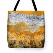 Wall Abstract 36 Tote Bag