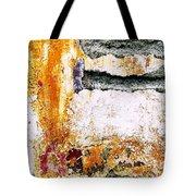 Wall Abstract 62 Tote Bag