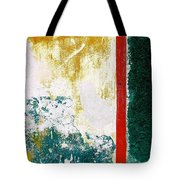 Wall Abstract 71 Tote Bag