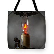Wall Lantern Close-up Tote Bag