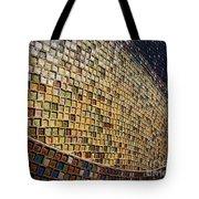Wall No.22 Color Version Tote Bag