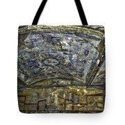 Ceiling And Wall Paintings Tote Bag