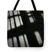 Wall Shadows Tote Bag