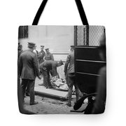Wall Street Bombing, 1920 Tote Bag