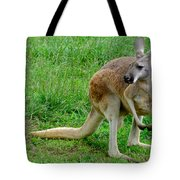 Wallaby Tote Bag
