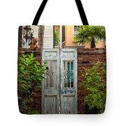 Walled Garden Tote Bag