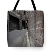 Walled In Tote Bag