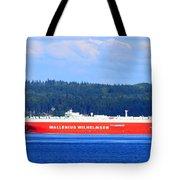 Wallenius Wilhelmsen Logistics Tamerlane Ship Tote Bag