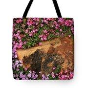Wallflowers 3 Tote Bag