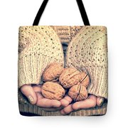 Wallnuts Tote Bag