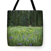 Wallowa Wildflowers Tote Bag