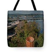 Walnut Street Bridge Chattanooga Tote Bag
