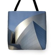 Walt Disney Concert Hall 14 Tote Bag