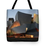 Walt Disney Concert Hall 21 Tote Bag
