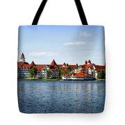 Walt Disney World Resort Tote Bag