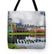 Walt Disney World Swan Hotel  Tote Bag