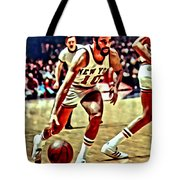 Walt Frazier Tote Bag