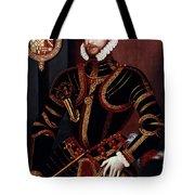 Walter Devereux (1541-1576) Tote Bag
