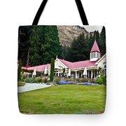 Walter Peak Farm New Zealand Tote Bag