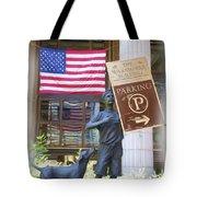 Wanamakers Tote Bag