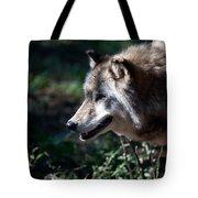 Wandering Wolf Tote Bag