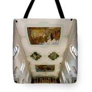 Wangen Organ And Ceiling Tote Bag