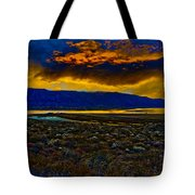 Waning Light Tote Bag