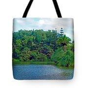 Waoleke Pond Forest Tote Bag