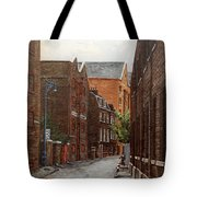 Wapping High Street East London Tote Bag