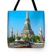 War Arun - Bangkok Tote Bag