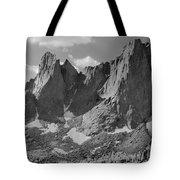 109646-war Bonnet And Warrior 1, Wind Rivers Tote Bag