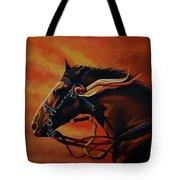 War Horse Joey  Tote Bag by Paul Meijering
