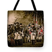 War Of 1812 Tote Bag