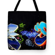 War Of The Wall Tote Bag