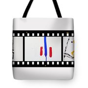 War Painting Tote Bag