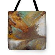 War Pony Tote Bag