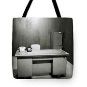 War Room In Saigon Tote Bag